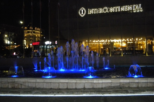 bucharest intercontinental downtown hotels